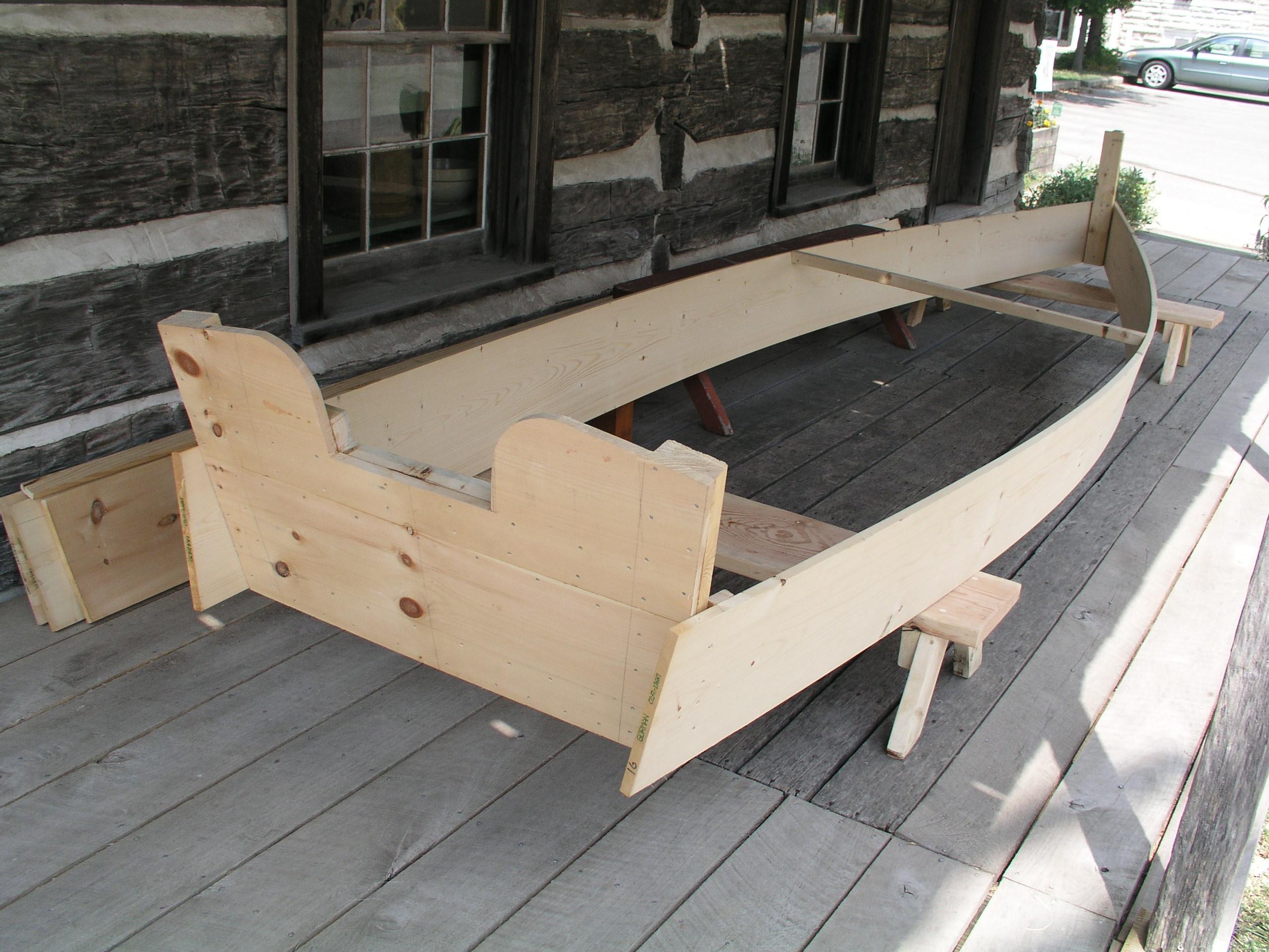 Building a Boat (1) | Green Market Press Blog